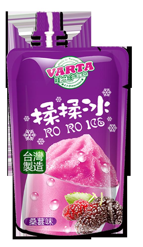 【哇爾塔VARTA】桑葚味揉揉冰( 95g*20包 )