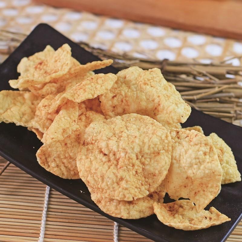 【美食村】池上呷米果(原味)80g/包*30包