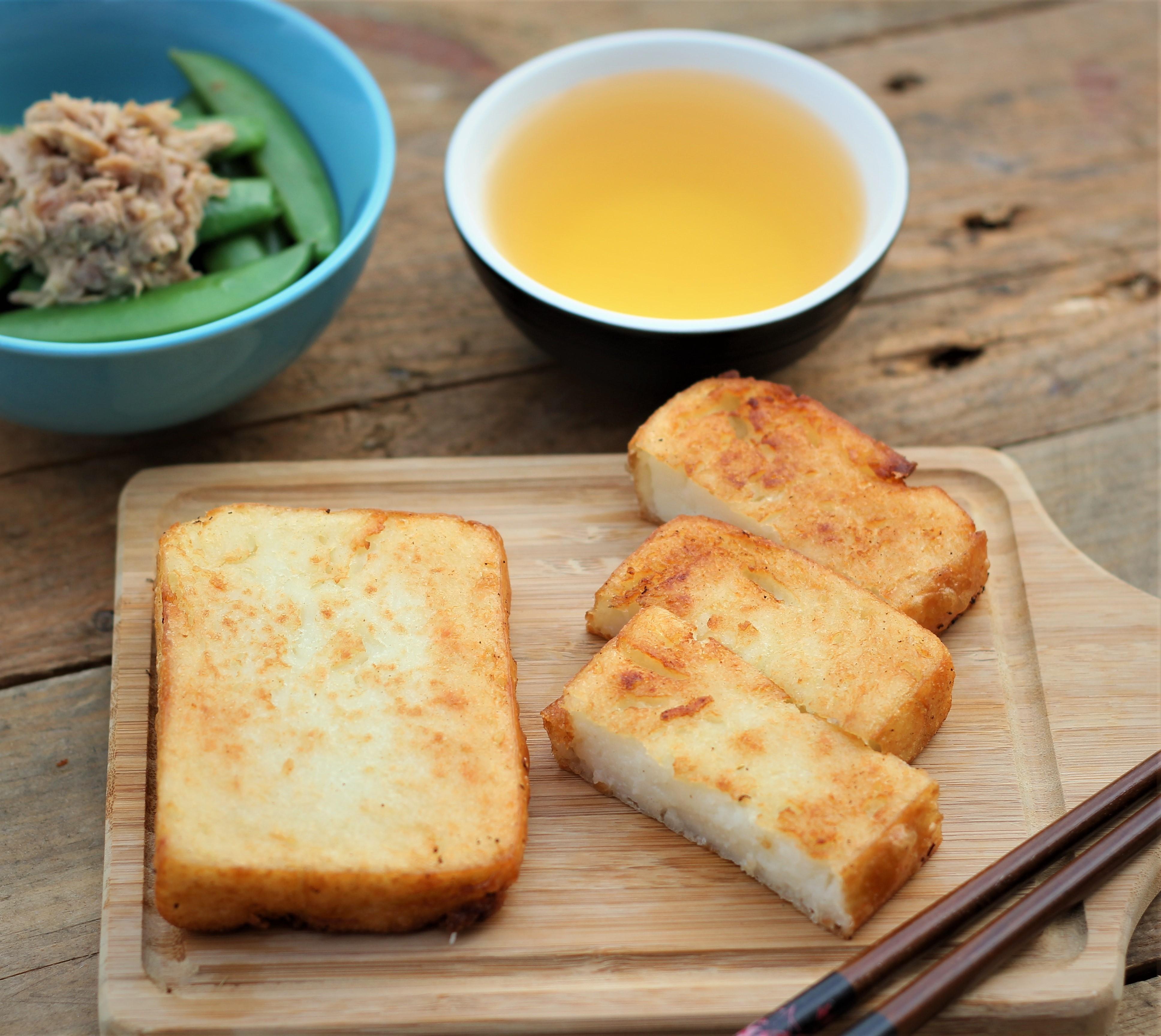 【華村食品】廣興做粿 純米食白玉蘿蔔糕 600g*12入