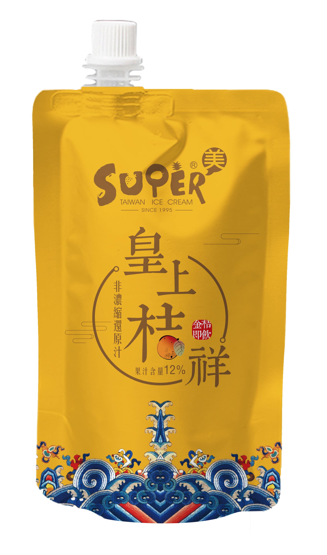 【超級美 Supermei】皇上桔祥-金桔汁 130ml*24包