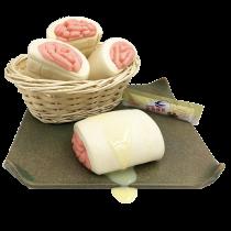 【南門點心坊】戀煉草莓銀絲捲(每包附飛燕煉乳1包)