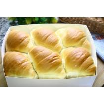 【美食村】24盒拔絲牛奶麵包(6入*24盒)